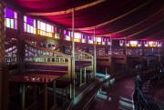 L'intérieur du chapiteau de Spiegelworld.... (Photo: Édouard Plante-Fréchette, La Presse) - image 3.0