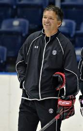 L'entraîneur-chef des Remparts, Philippe Boucher... (Photothèque Le Soleil) - image 2.0