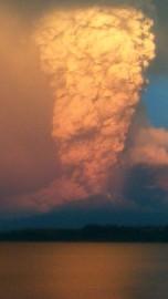 Le gouvernement chilien a décrété mercredi l'alerte rouge après... (Photo: AFP) - image 2.0