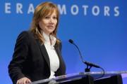 La PDG de General Motors, Mary Barra. Photo:... - image 3.0
