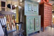 les ateliers de la pente douce marquent un tournant mich le laferri re mobilier. Black Bedroom Furniture Sets. Home Design Ideas