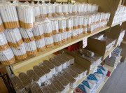 Lorsque les consommateurs reviennent aux produits du tabac... (Photo archives La Presse) - image 1.1