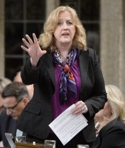 Lisa Raitt... (Photo PC) - image 1.0