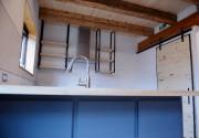 Plafond de peuplier faux tremble, murs d'argile recouverts... (Le Soleil, Erick Labbé) - image 3.0