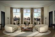 Dans l'appartement-terrasse, d'une superficie de 5035 pi2, le... (ILLUSTRATION FOURNIE PAR RALF SCHMITZ) - image 1.1