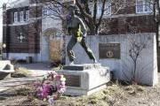 Le monument commémoratif vietnamien, à Ottawa.... (Etienne Ranger, LeDroit) - image 2.0