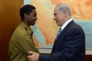 Le premier ministre israélien Benyamin Nétanyahou (à droite)... (PHOTO BUREAU DU PREMIER MINISTRE ISRAÉLIEN) - image 1.0
