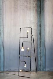 Le luminaire Beaubien est fait d'aluminium, d'acier thermolaqué... (PHOTO ADRIEN WILLIAMS, FOURNIE PAR V2COM) - image 1.0