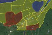 Le risque d'incendie de forêt et de broussaille est jugé «extrême» dans la... - image 3.0