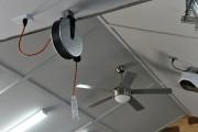 Une extension électrique de 50 pieds, enroulée autour... (Le Soleil, Patrice Laroche) - image 2.0