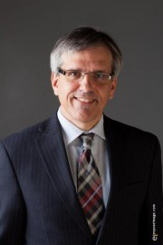 Le président de la CSDC, Jean-François Houle... (Photo courtoisie Expose Image) - image 1.0