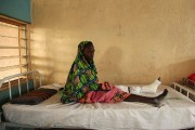 Une ex-otage de Boko Haram libérée par l'armée... (PHOTO EMMANUEL AREWA, AFP) - image 2.0