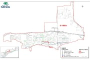 Carte du quartier touché par l'avis d'ébullition.... (Courtoisie Ville de Gatineau) - image 1.0