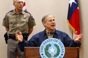 Greg Abbott, le gouverneur du Texas.... (PHOTO NATHAN LAMBRECHT, AP/THE MONITOR) - image 2.0