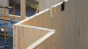Les panneaux de bois lamellé-croisé (CLT) sont utilisés... (Photo fournie par Nordic Structures Bois) - image 1.0