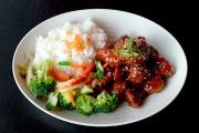 Le poulet du général tao, bien chaud, bien... (Le Soleil, Erick Labbé) - image 1.0