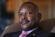 Le président burundais Pierre Nkurunziza.... (PHOTO FRANCOIS GUILLOT, ARCHIVES AFP) - image 3.0