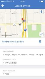 La jeune entreprise montréalaise Busbud vient de lancer... (Saisie d'écran) - image 1.0
