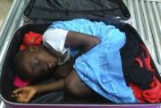 Le jeune garçon est prénommé Abou.... (PHOTO AFP) - image 1.0