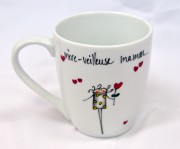 Une tasse au message évocateur signée Ma Grand'Noire,... (Le Soleil, Yan Doublet) - image 3.1