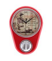 Horloge et minuterie Maman gâteaux, 29,99 $... (Photo fournie par Renaud-Bray) - image 4.0