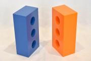 Serre-livres en forme de brique, 22,79$ chacun... (Le Soleil, Yan Doublet) - image 5.1