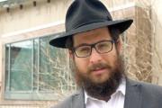 Dovin Lewin, le rabbin de la communauté Beth... (Photothèque Le Soleil) - image 1.0