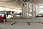 Une perspective du parcours en 8 du projet... (Photo fournie par Yousra Alimat) - image 1.1