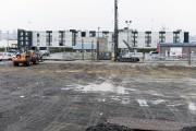 Le nouvel immeuble, dont la construction a commencé,... (Le Soleil, Jean-Marie Villeneuve) - image 1.0