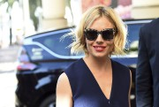 L'actrice anglaise Sienna Miller... (AFP, ANNE-CHRISTINE POUJOULAT) - image 1.1
