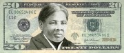 Harriet Tubman sur un billet de 20 $.... (IMAGE WOMEN ON 20S/AFP) - image 1.0