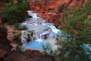 Les cascades de BeaverFalls sur la rivière Havasu... - image 4.0