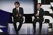 Les frères Ethan et Joel Coen, présidents du... (PHOTO ANNIE-CHRISTINE POUJOULAT, AFP) - image 5.0