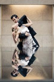 Les danseurs Valentine Legat et Edi Billoshmi.... (PHOTO ÉDOUARD PLANTE-FRECHETTE, LA PRESSE) - image 2.0