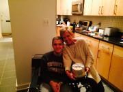 Ayrton Climo est de retour à son domicile,... (Photo: courtoisie) - image 1.0