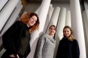 EÉdith Patenaude, Laurie-Ève Gagnon et Marie-Hélène Lalande... (Le Soleil, Erick Labbé) - image 6.0