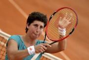 Carla Suarez Navarro... (PHOTO TIZIANA FABI, AFP) - image 1.0