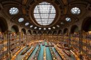 La bibliothèque nationale de France, à Paris... (Photo Renan Gicquel) - image 8.0