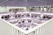 La bibliothèque municipale de Stuttgart, en Allemagne... (Photo Flickr) - image 10.0