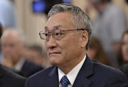 Yoshihisa Saso, président de Mitsubishi Tanabe Pharma Holdings... (Le Soleil, Patrice Laroche) - image 2.0