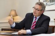 Éric Forest, maire de Rimouski... (PHOTO FOURNIE PAR LA VILLE DE RIMOUSKI) - image 3.0