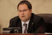 Alexandre Cusson, maire de Drummondville... (PHOTO YANNICK POISSON, LA TRIBUNE) - image 5.0