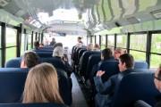 Le parcours dans l'autobus eLion s'est fait sans... - image 1.0