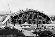 La construction du Colisée en 1949 ... (Photo archives Le Soleil) - image 4.0