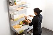 Dans 10ans, la cuisine ne contiendra plus de frigo et la table à... (Photo IKEA) - image 2.0