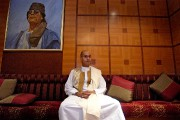 Saïf Al-Islam Kadhafi, photographié en 2005, àTripoli en... (Photo Ivanoh Demers, archives La Presse) - image 2.0