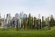 Mirror Labyrinth NY, de Jeppe Hein... (PHOTO JAMES EWING, FOURNIE PAR LE BROOKLYN BRIDGE PARK) - image 2.1