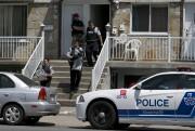 Les policiers ont mené des perquisitions chez certains... (Photo: François Roy, La Presse) - image 2.0