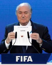 Le président de la FIFA,Joseph Blatter.... (Photo Christian Hartmann, archives Reuters) - image 2.0