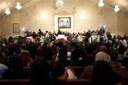 Les funérailles du légendaire musicien américain et pionnier... (Photo Rogelio V. Solis, Reuters) - image 1.0
